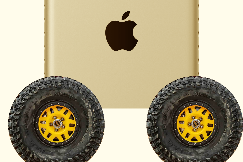 Custom Mac Pro