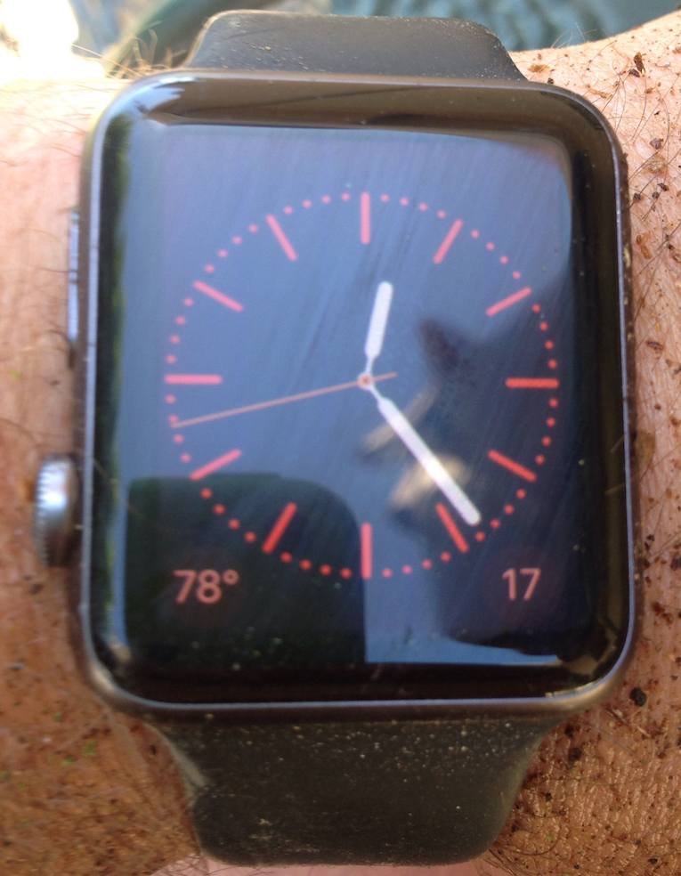 Rob's Apple Watch - Color Watch Face